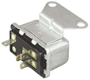 1971-73 Cutlass Blower Motor Relay w/ATC, by Old Air Products