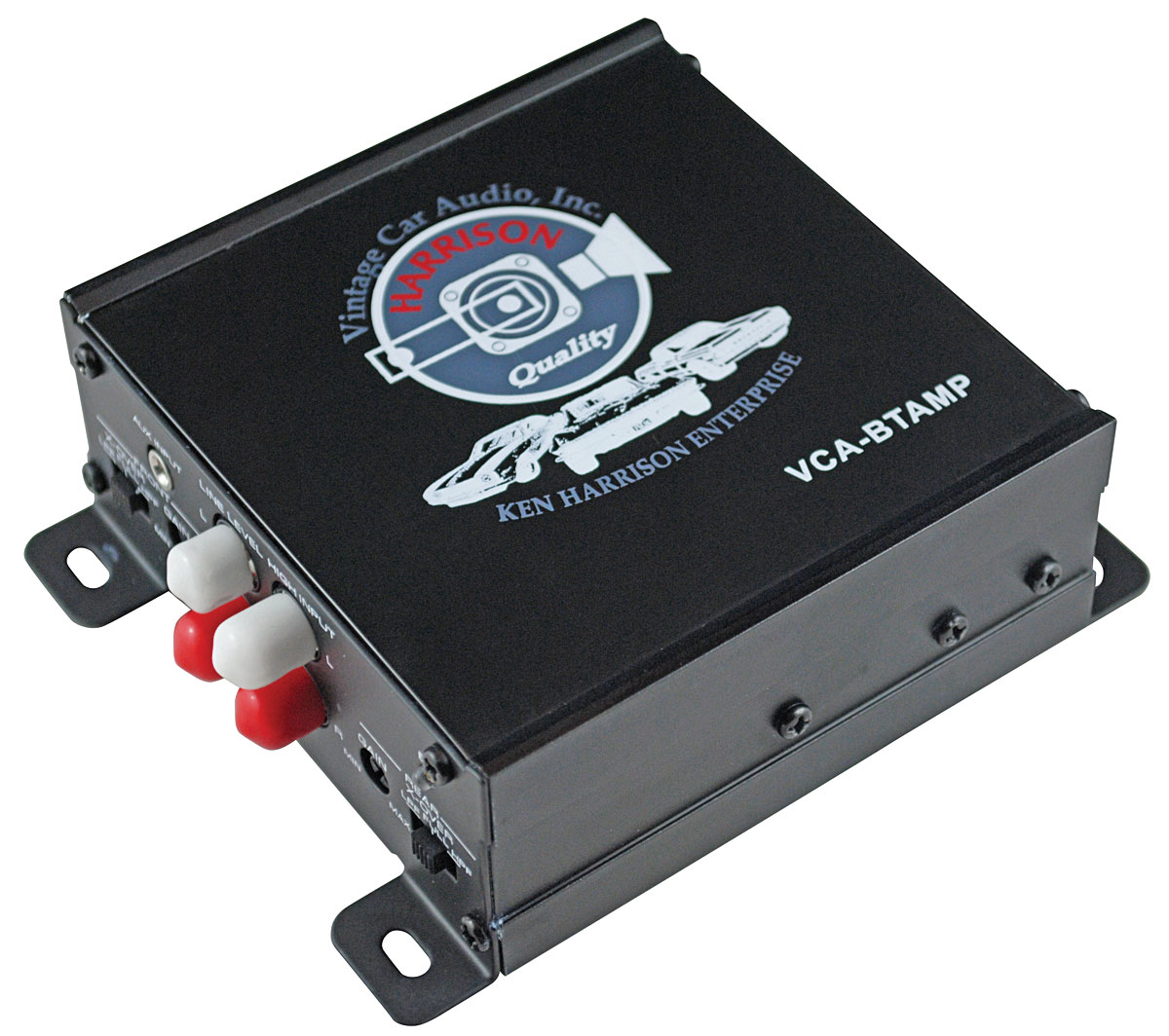 Photo of Bluetooth Amplifier, Vintage Car Audio