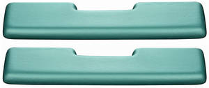 Grand Prix Armrest Pads, 1965-67 Front (Coupe & Convertible), by RESTOPARTS