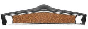 1970-1970 Monte Carlo Steering Wheel Shroud, 1970 Shroud with Burlwood Insert