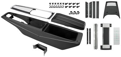 1968 Chevelle Console Kits, Powerglide Center, by RESTOPARTS