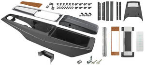 1970 Monte Carlo Console Kit, Center (Powerglide)