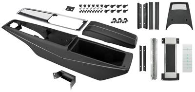 1969 El Camino Console Kit, Turbo Hydra-Matic Center