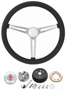 1967 Cutlass Steering Wheel, Classic Oldsmobile All, by Grant