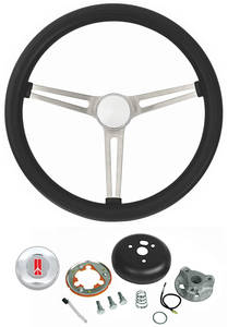 1969-1977 Cutlass Steering Wheel, Classic Oldsmobile Standard Column, by Grant