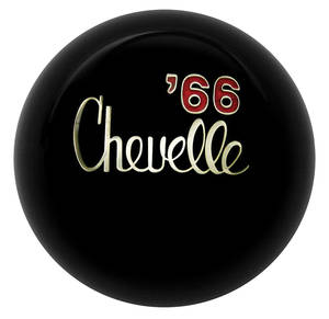 1966-1966 Chevelle Shifter Knob, Custom 66 Chevelle