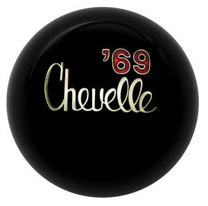 1969-1969 Chevelle Shifter Knob, Custom 69 Chevelle
