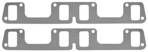 1978-88 Malibu Header Gaskets, Super Competition Small-Block, Rectangle Ports