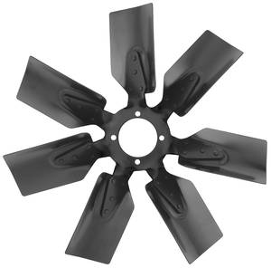 "1969-77 Cutlass Fan Blade, 17-1/2"" Diameter"