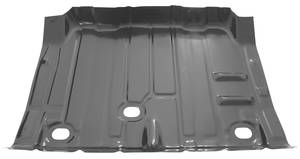 1969-1972 Trunk Floor, Center (Grand Prix) 1-Piece
