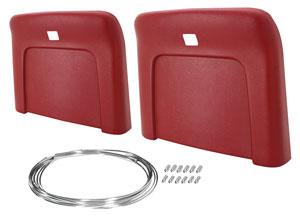 1967-68 Cadillac Seatback Kit, Premium