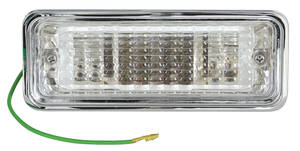 Back-Up Lamp Assembly, 1969-72 El Camino & Wagon