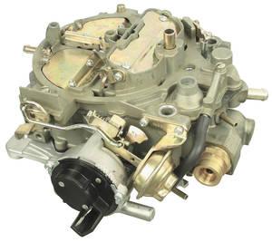1978-80 Monte Carlo Carburetor, Streetmaster Rochester Quadrajet Small Block, Stage I, 750 CFM