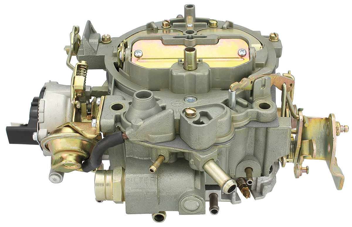 how to build and modify rochester quadrajet carburetors