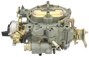 1964-77 Chevelle Carburetor, Streetmaster Rochester Quadrajet Small Block, Stage II, 750 CFM, by SMI