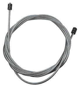 1964-67 GTO Parking Brake Cable Intermediate TH350 & Manual