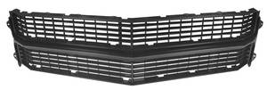 Chevelle Grille, 1970 Center Black