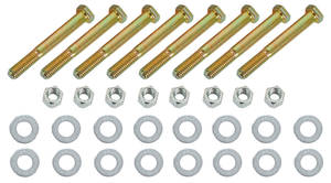 1964-72 Cutlass Control Arm Hardware Kit, Rear