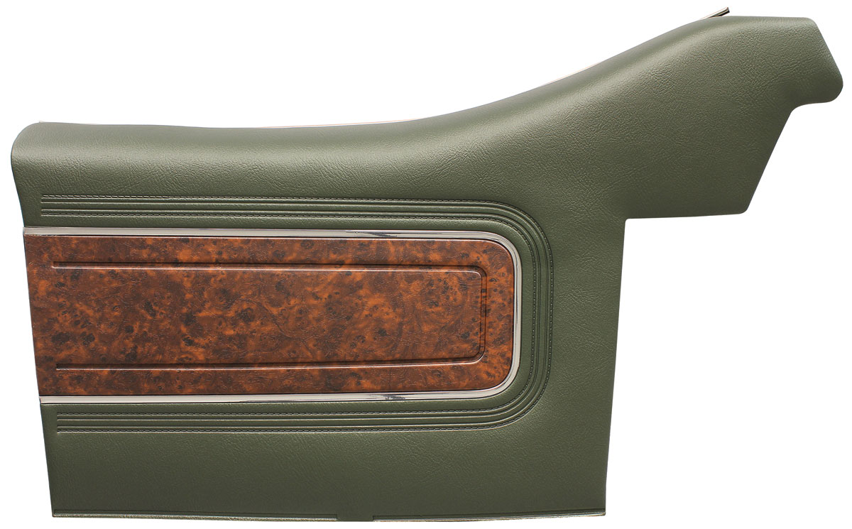 Pui Cutlass 442 Door Panels 1970 Pre Assembled Rear