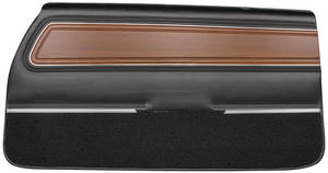 1971 Cutlass Door Panels, High-Quality Pre-Assembled Front, Supreme, by PUI