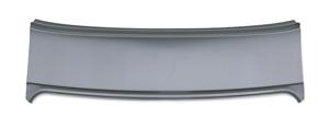 1968-1972 Chevelle Trunk & Rear Window (Between), Steel Panel Heavy-Duty 4-dr. Hardtop (USA)