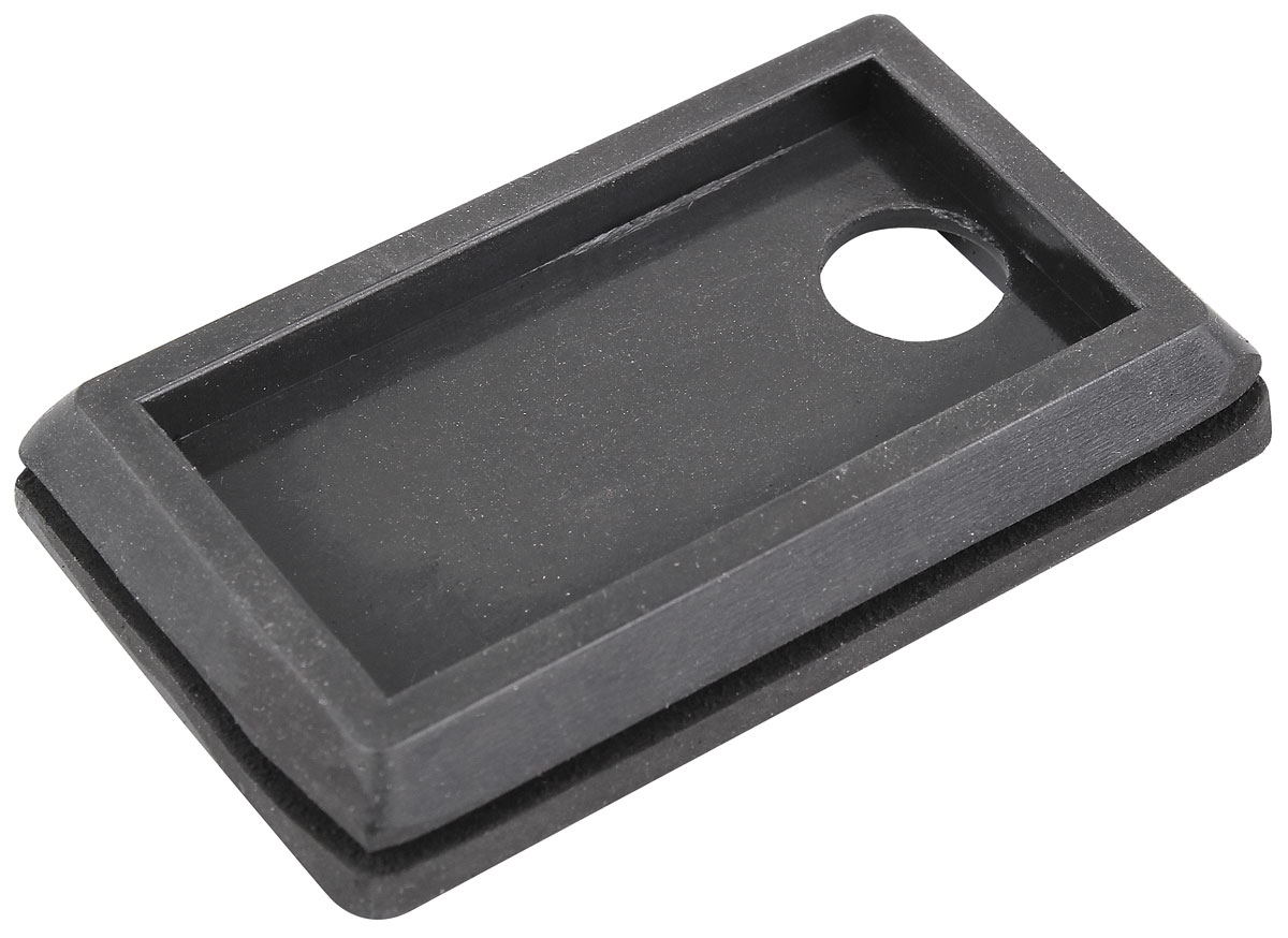 "Photo of Body Bumper, Rubber - Hood (Radiator Shroud Grommet - 2-7/16"" x 1-1/2"")"
