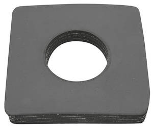 "1954-1958 Cadillac Body Mount Bushing - All Models Except 1957 Convertible (2"" Square - 15/16"" Inner Diameter), by Steele Rubber Products"
