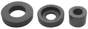 "1966-1967 Cadillac Body Mount Bushing - Eldorado (3"" Diameter Top, 2-9/16"" Diameter Bottom, 1-5/8"" Diameter Middle) Three-Piece, by Steele Rubber Products"
