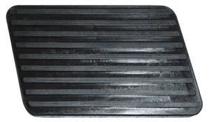 1954-1955 Cadillac Brake Pedal Pad, by Steele Rubber Products