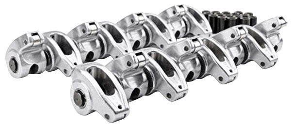 Comp Cams Cutlass/442 Rocker Arms, Roller, High Energy