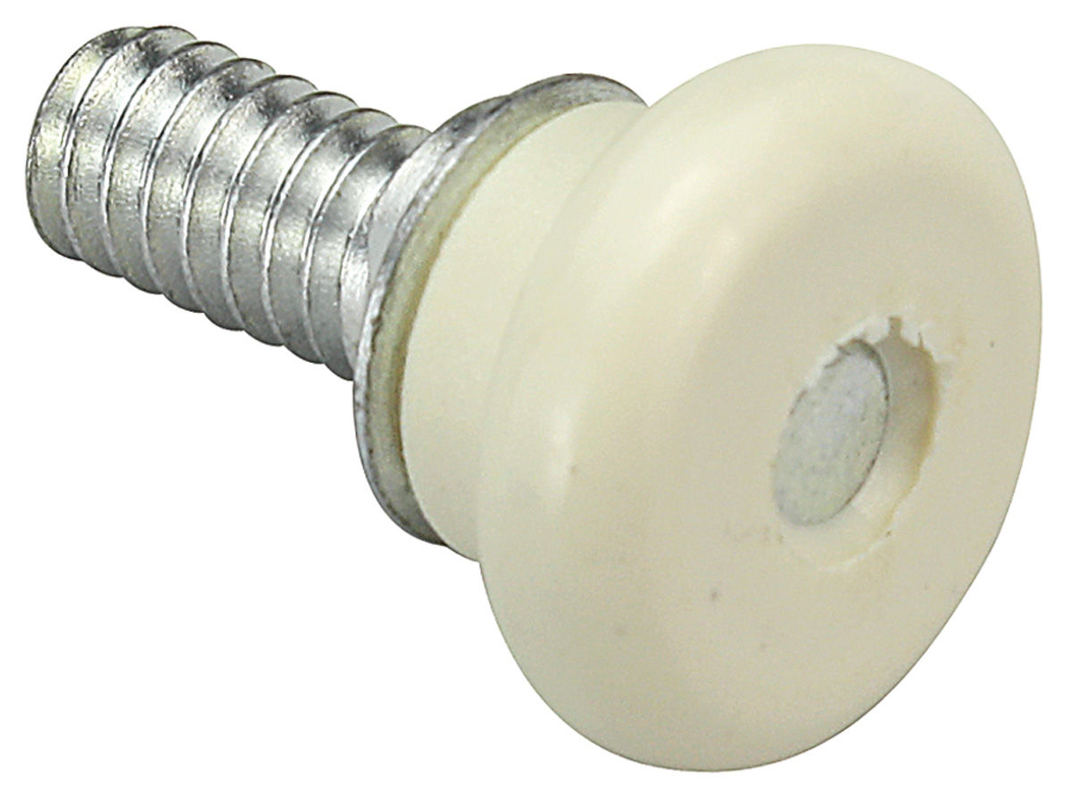 """Photo of Quarter Window Guide Roller 11/16"""" RD, 15/16"""" OD"""