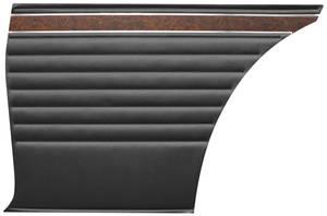 Door Panels, 1970 Reproduction Rear, Cutlass S, 4-4-2 Holiday & Sports Coupe (Sedan)