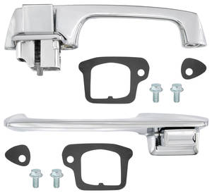 1971-78 Eldorado Door Handle Kit, Outside Front