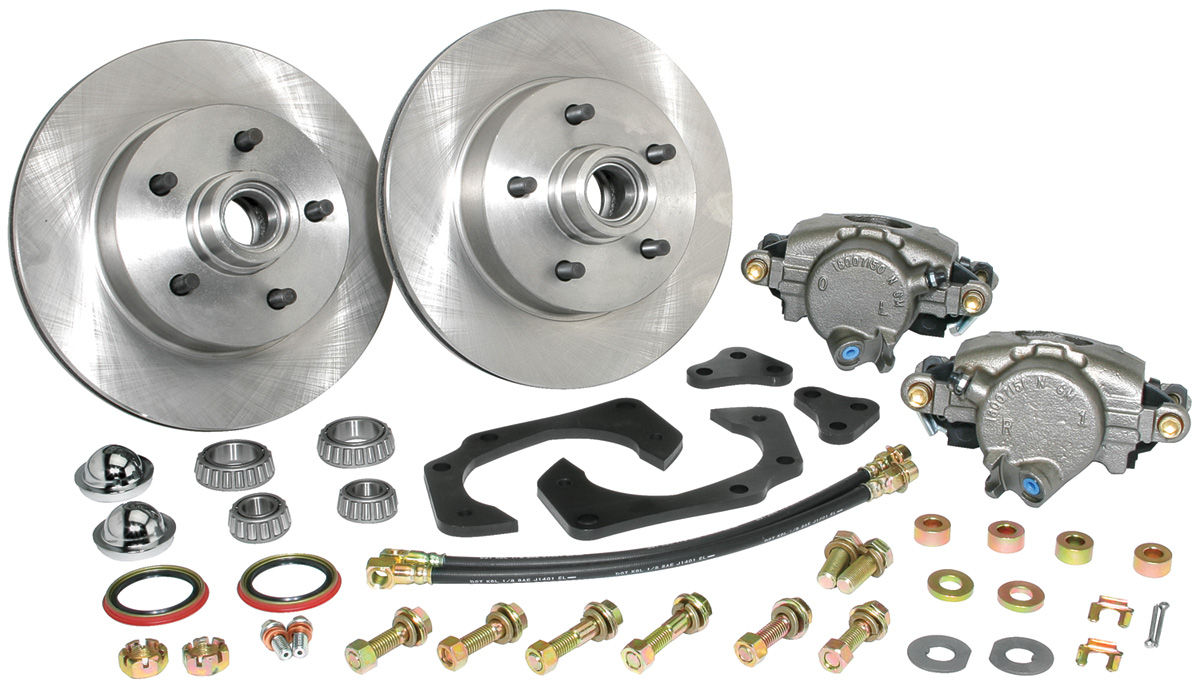 Photo of Brake Wheel Kit, Standard (Disc) Front