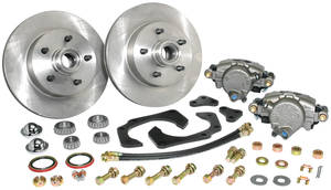 Cadillac Brake Wheel Kit, Standard (Disc) Front (Except 1967-68 Eldorado)