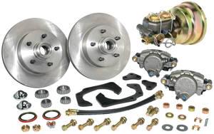 Brake Conversion Kit, Power (Disc) (Except 1967-68 Eldorado)