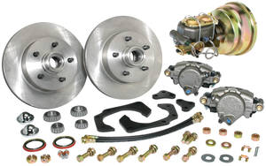 Cadillac Brake Conversion Kit, Power (Disc) (Except 1967-68 Eldorado)