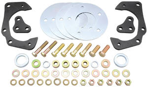 1961-1968 Cadillac Caliper Bracket Kit, 1961-68 Disc Brake, by CPP