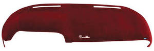 1974-1976 Cadillac Dash Cover, Customized Calais - without Embroidery