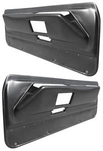 Cadillac Door Panels, 1971-76 Lower Coupe DeVille