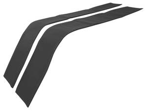 1957-58 Cadillac Convertible Top Pads