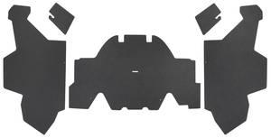 1969-1970 Cadillac Trunk Compartment Board Kit (Eldorado) Five-Piece