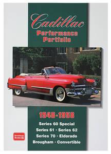 Cadillac Performance Portfolio 1948-1958