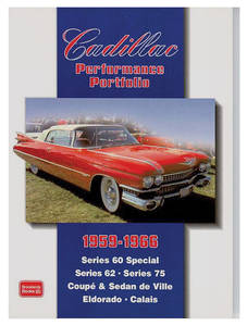 1959-1966 Cadillac Cadillac Performance Portfolio 1959-1966