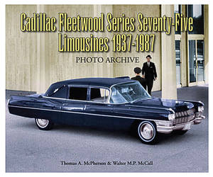 1937-1987 Cadillac Cadillac Fleetwood Series Seventy-Five Limousines 1937-1987