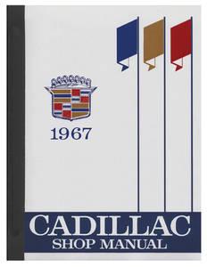 1967-1967 Cadillac Chassis & Shop Service Manual
