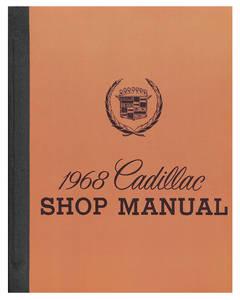 1968 Cadillac Chassis & Shop Service Manual