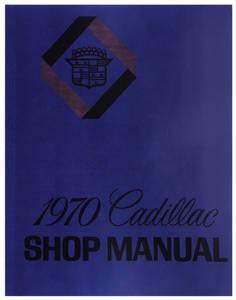 1970-1970 Cadillac Chassis & Shop Service Manual