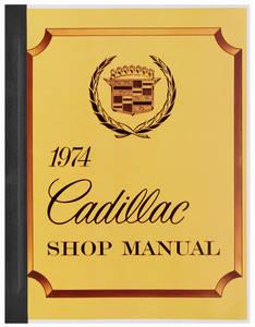 1974-1974 Cadillac Chassis & Shop Service Manual