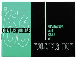Convertible Top Manual